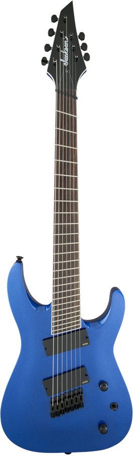X Series Soloist™ Arch Top SLAT7 MS - Metallic Blue