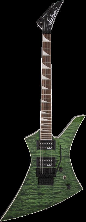 X Series Kelly™ KEXQ - Transparent Green