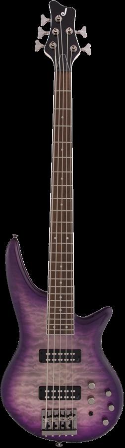 JS Series Spectra Bass JS3QV - Purple Phaze