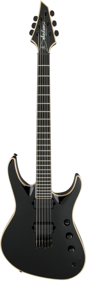 USA Signature Chris Broderick Soloist™ HT6 - Gloss Black