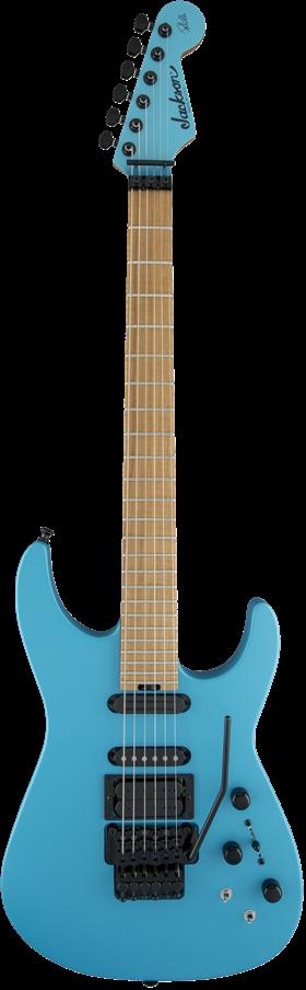 USA Signature Phil Collen PC1™ Matte - Matte Blue Frost