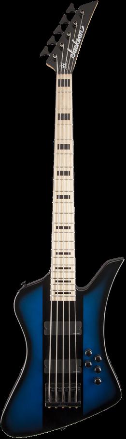 X Series Signature David Ellefson Kelly™ Bird V Bass -
