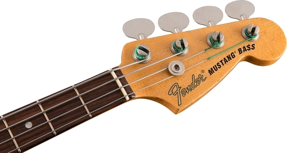 JMJ Road Worn® Mustang® Bass -