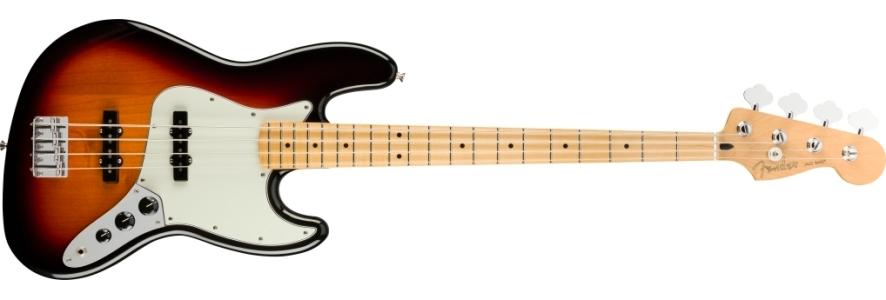 Player Jazz Bass® view 1.0