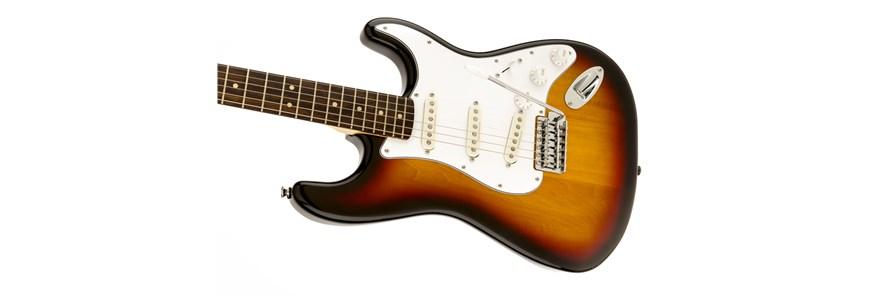Vintage Modified Stratocaster® - 3-Color Sunburst