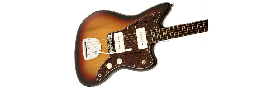 Vintage Modified Jazzmaster® - 3-Color Sunburst