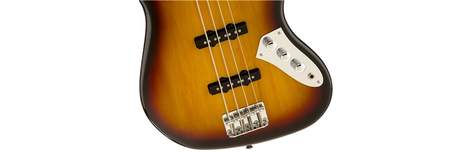 Vintage Modified Jazz Bass® Fretless -