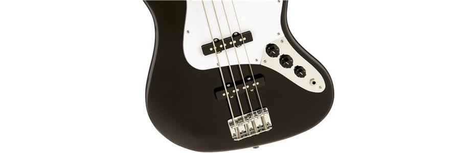 Affinity Series™ Jazz Bass® - Black