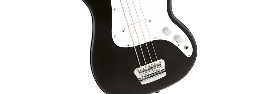 Bronco™ Bass - Black