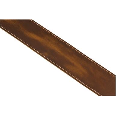 "Broken-In Leather Strap, 2.5"" - Tan"