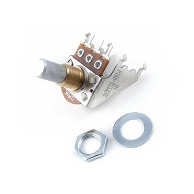 250K Audio Taper Snap-In Potentiometer view 1.0