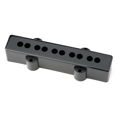 Jazz Bass Plastic Middle Pickup Cover (5-String Models) view 1.0