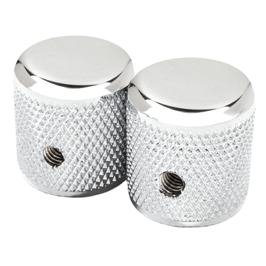 Pure Vintage '58 Telecaster® Knurled Knobs view 1.0