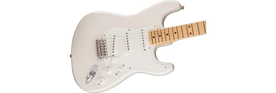 American Original '50s Stratocaster® - White Blonde