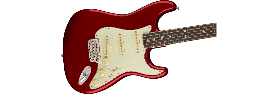 American Original '60s Stratocaster® - Candy Apple Red