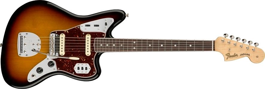 American Original '60s Jaguar® view 1.0