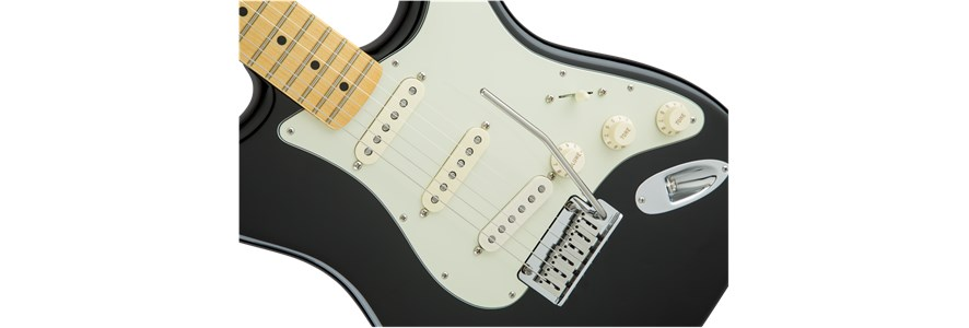 The Edge Strat® - Black
