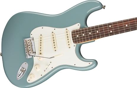 American Professional Stratocaster® - Sonic Gray