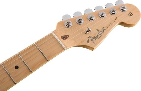 American Professional Stratocaster® HSS Shawbucker - Sienna Sunburst