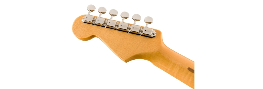 Eric Johnson Signature Stratocaster® Thinline - Vintage White