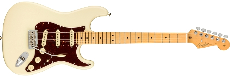 American Professional II Stratocaster® view 1.0