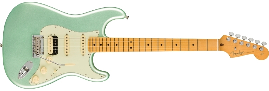 American Professional II Stratocaster® HSS view 1.0