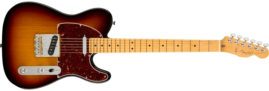 American Professional II Telecaster® view 1.0