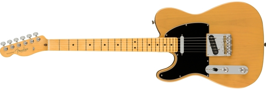 American Professional II Telecaster® Left-Hand view 1.0