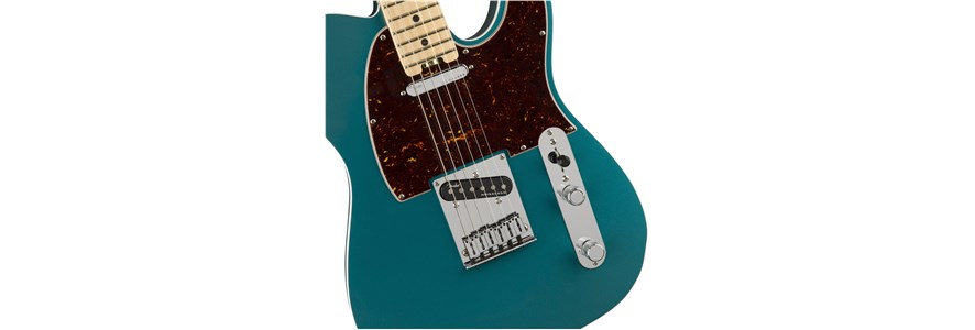 American Elite Telecaster® - Ocean Turquoise
