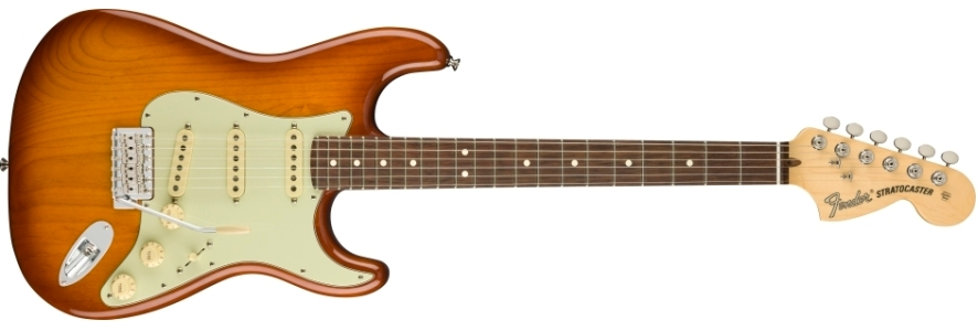 American Performer Stratocaster® view 1.0