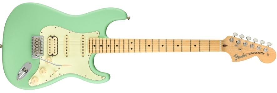 American Performer Stratocaster® HSS view 1.0