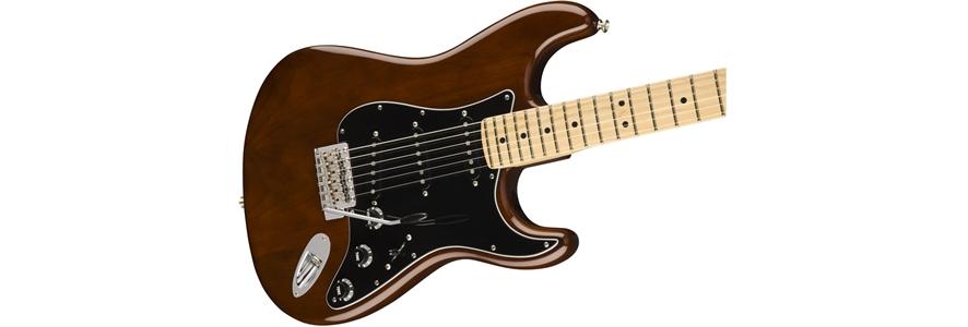 American Special Stratocaster® - Walnut