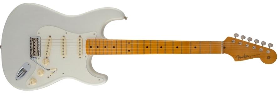 Eric Johnson Stratocaster® Maple - White Blonde