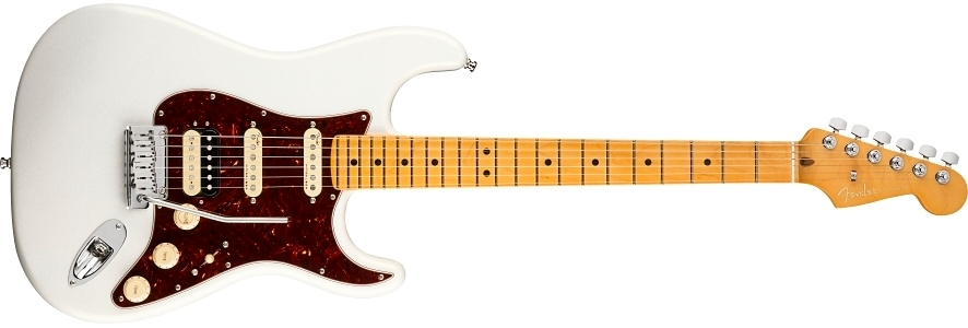 American Ultra Stratocaster® HSS view 1.0