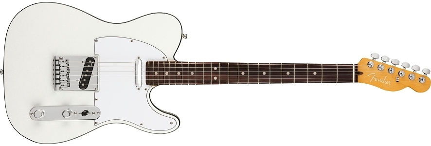 American Ultra Telecaster® view 1.0