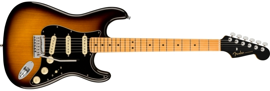 American Ultra Luxe Stratocaster® view 1.0