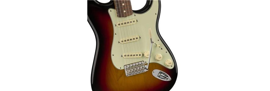 Classic Series '60s Stratocaster® Lacquer - 3-Color Sunburst