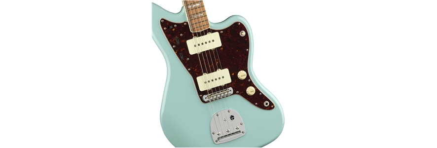 Limited Edition 60th Anniversary Classic Jazzmaster® - Daphne Blue