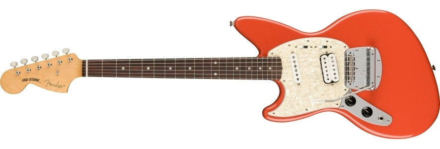Kurt Cobain Jag-Stang® Left-Hand view 1.0