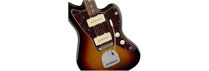 Classic Player Jazzmaster® Special - 3-Color Sunburst