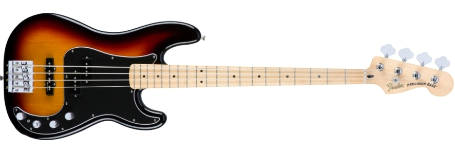 Deluxe Active Precision Bass® Special - 3-Color Sunburst