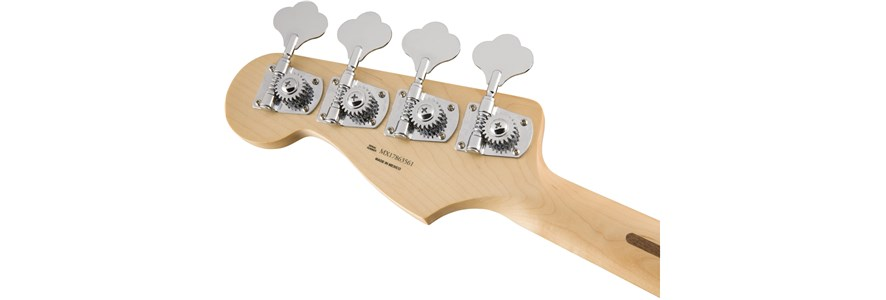 Deluxe Active Precision Bass® Special - Olympic White
