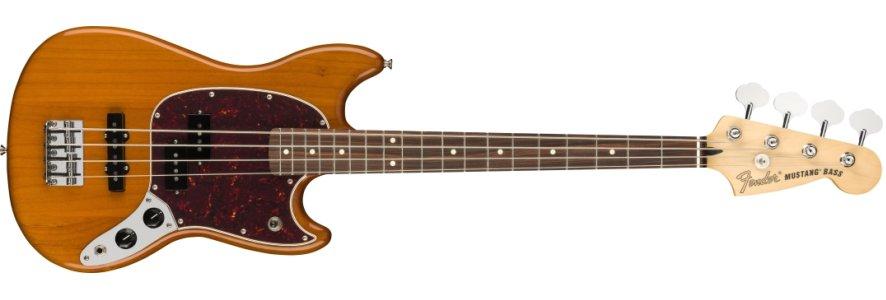 Mustang® Bass PJ view 1.0