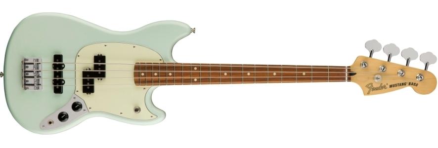 Mustang® Bass PJ - Sonic Blue