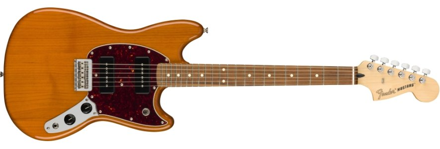Player Mustang® 90 view 1.0