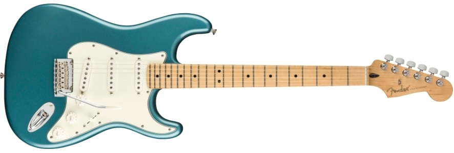 Player Stratocaster® view 1.0