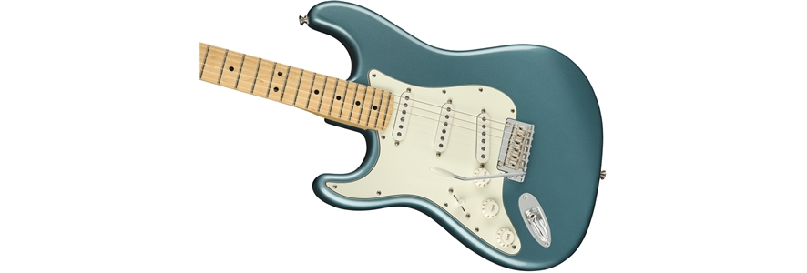Player Stratocaster® Left-Handed - Tidepool