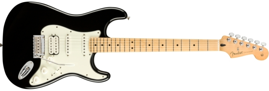 Player Stratocaster® HSS view 1.0