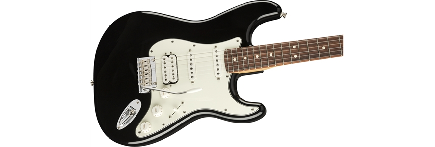 Player Stratocaster® HSS - Black