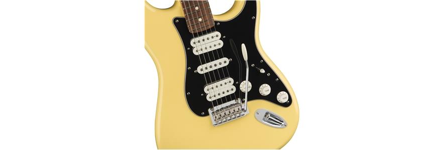 Player Stratocaster® HSH - Buttercream